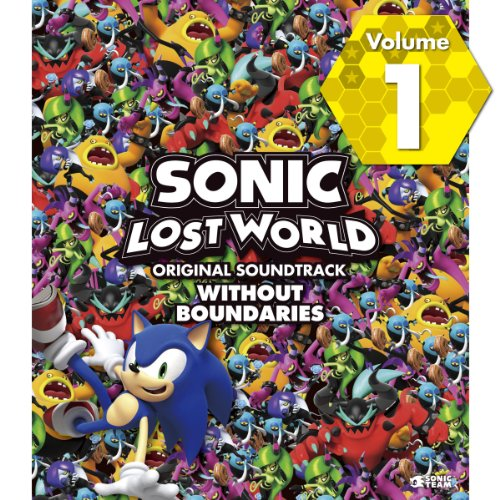 Wonder World - Title Theme - (Sonic Lost World Soundtrack compare prices)