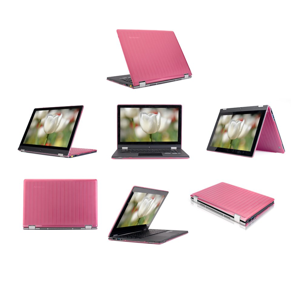 iPearl mCover Hard Shell Case for NEW 11.6″ Lenovo IdeaPad Yoga 2 11 (11 inch) laptop (Pink)