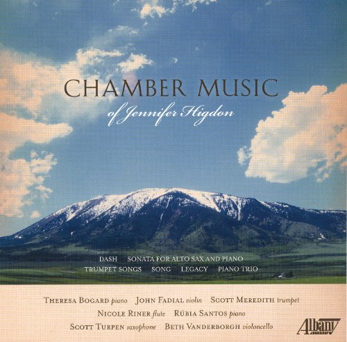 Buy Jennifer Higdon: Chamber Music From amazon
