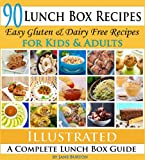 img - for Lunch Box Recipes: Healthy Lunchbox Recipes for Kids. A Common Sense Guide & Gluten Free Paleo Lunch Box Cookbook for School & Work (Paleo Recipes: Paleo ... Lunch, Dinner & Desserts Recipe Book) book / textbook / text book