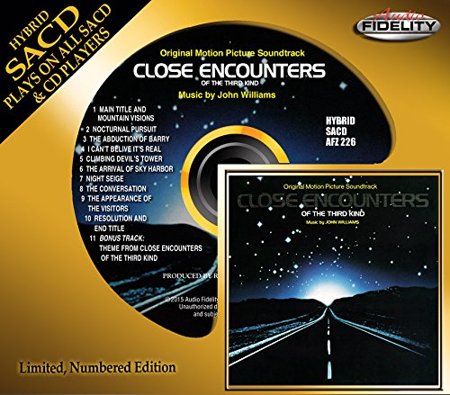 Close Encounters of the Third Kind - O.S.T.