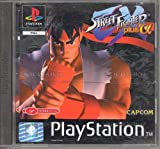 Street Fighter EX plus alpha - Playstation - PAL - BRC