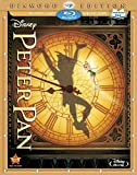 Peter Pan (Diamond Edition) (Blu-ray + DVD + Digital Copy + Book App) (Bilingual)