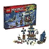 LEGO Ninjago 70732 City of Stiix - Masters of Spinjitzu 2015