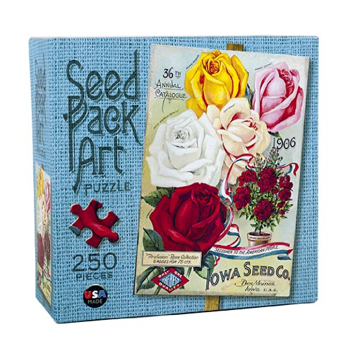 DB & Company Iowa Seed Pack Puzzle (250-Piece)