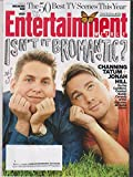 Entertainment Weekly June 20, 2014 Channing Tatum & Jonah Hill Isnt It Bromantic?