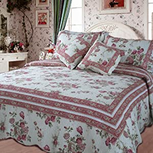 Amazon Com Dada Bedding Dxj103136 French Country Cotton 5