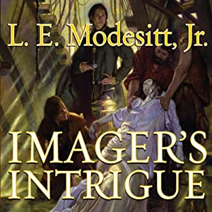Imager's Intrigue Audiobook