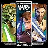 Star Wars The Clone Wars 2014 Calendar