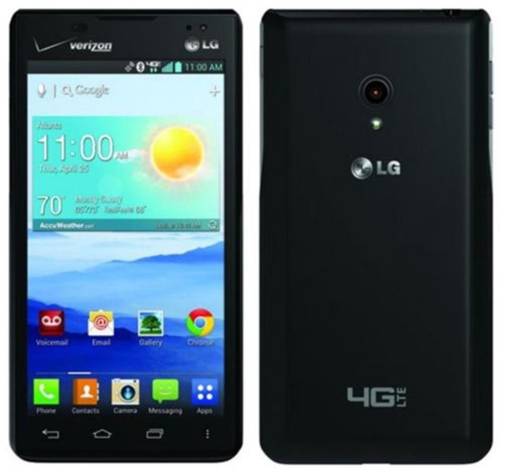 LG Lucid VS840 4G LTE Verizon Android Smart Phone