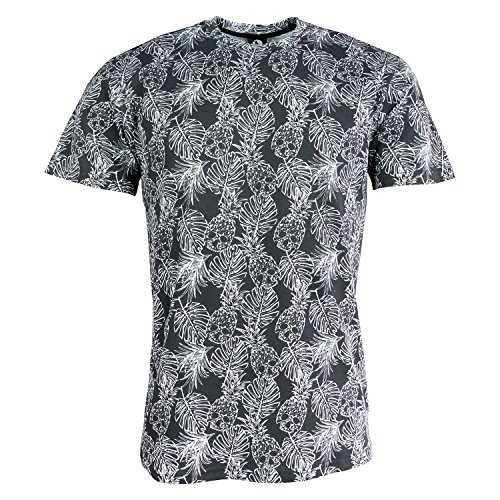 Fearless Illustration Pine Skull T-Shirt - X Large - 40-42 chest