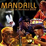 echange, troc Mandrill - Live At Montreux 2002