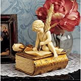 Design Toscano PD92055 The Love Letter Sculptural Box - Set of 2