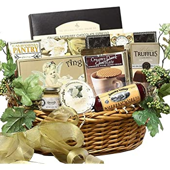 Set A Shopping Price Drop Alert For Art of Appreciation Gift Baskets   Grand Edition Gourmet Food Basket - MEDIUM