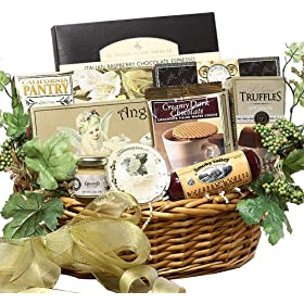 Grand Edition Gourmet Food Gift Basket - Medium