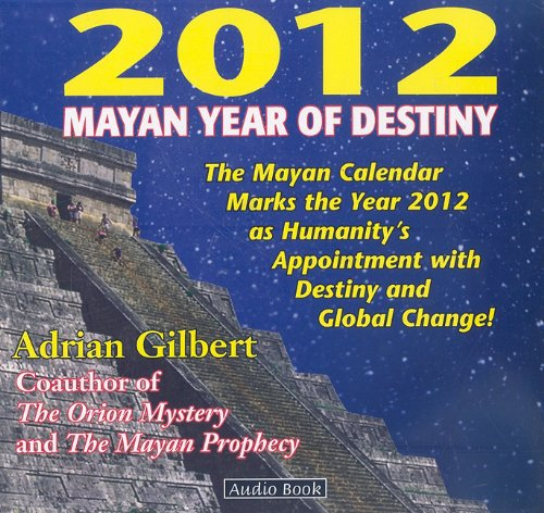 2012 Mayan Year of Destiny087604612X : image