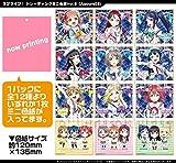 ラブライブ! トレーディングミニ色紙Vol.6(Aqours03) BOX商品 1BOX = 12個入り、全12種類