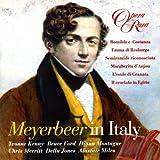 echange, troc David Parry, Philharmonia Orchestra - Meyerbeer - Meyerbeer en Italie ( extraits de 6 opéras