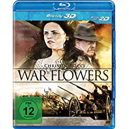 War Flowers (Blu-ray 3D + Blu-ray) [Region Free]