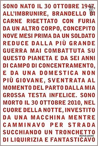 Antonio Moresco - Gli increati (2015)