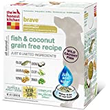The Honest Kitchen Brave: Fish & Coconut Grain Free Dog Food, 4 lb