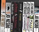 img - for Harry Hole series 1-10 (Bat, Cockroaches, Redbreast, Nemesis, Devil's Star, Redeemer, Snowman, Leopard, Phantom, Police) book / textbook / text book