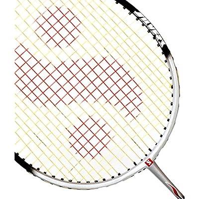 Silver's Energy Badminton Racquet, Senior G3 (Silver/Black)