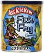 Ass Kickin' Fish Fry Original, 12-Ounce Boxes (Pack of 6)