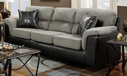 Chelsea Home Furniture Lancaster Sofa, Laredo Graphite