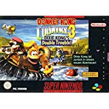 Donkey Kong Country 3: Dixie Kong's Double Trouble - Nintendo Super NES