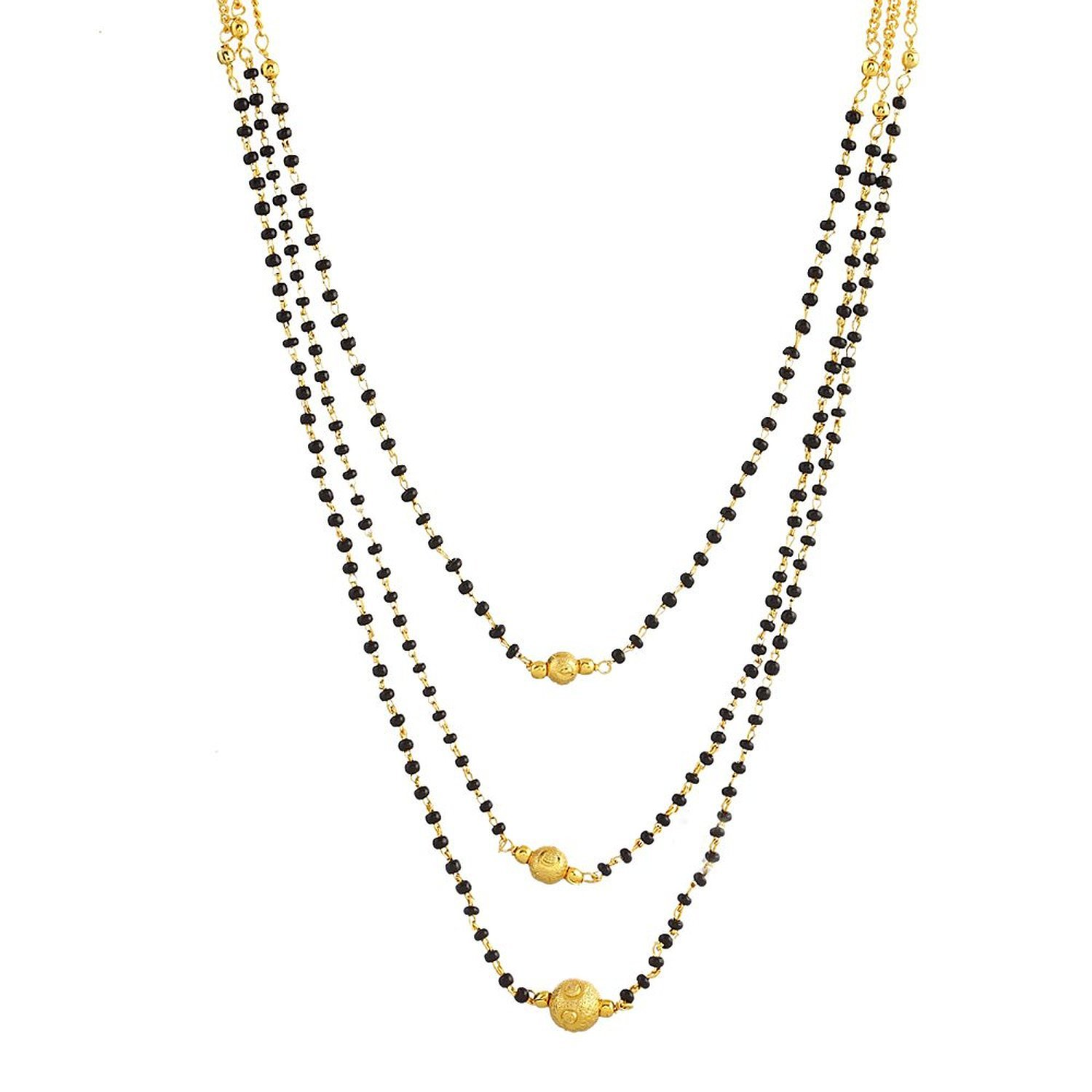 Gold Plated Mangalsutra For Women