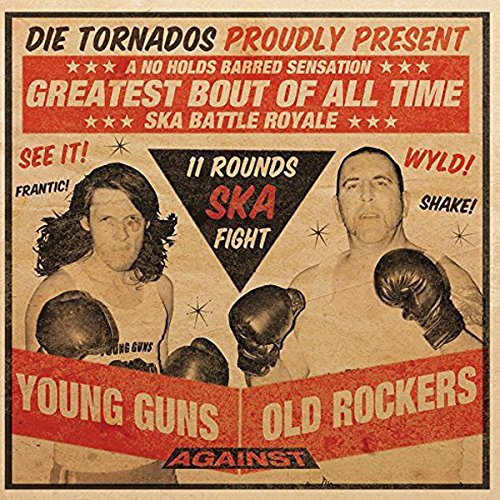 Young Guns Against Old Rockers