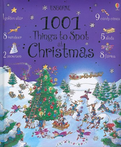 1001 Things to Spot at Christmas (Usborne 1001 Things to Spot)