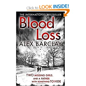 Blood Loss  - Alex Barclay
