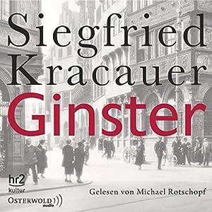 Ginster Hörbuch