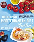 img - for The Ultimate Mediterranean Diet Cookbook: Harness the Power of the World's Healthiest Diet to Live Better, Longer book / textbook / text book