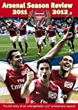 Arsenal Season Review 2011/12 [DVD]
