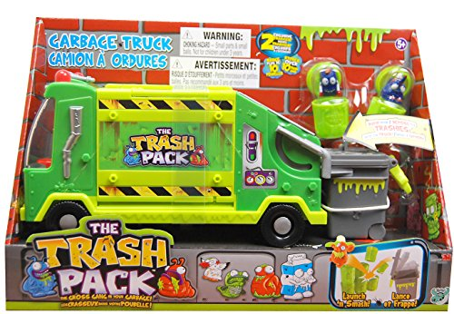 The Trash Pack 'Trashies' Garbage Truck (Toy Walmart Truck compare prices)