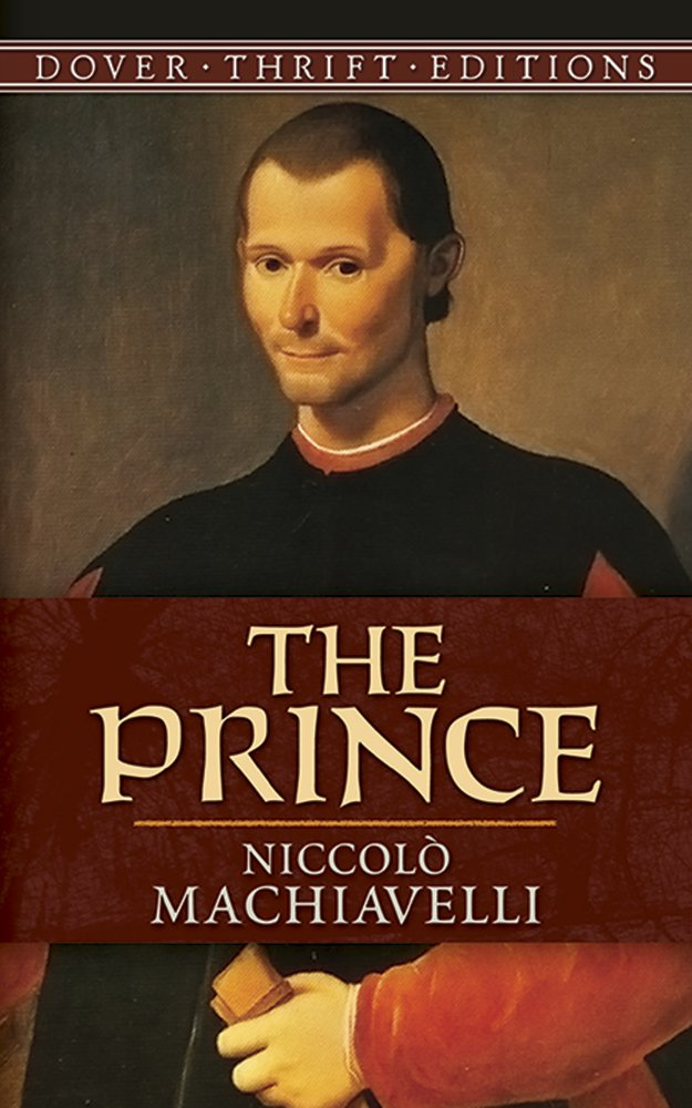 The Prince ISBN-13 9780486272740