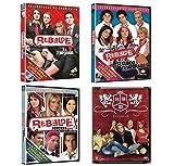 4 DVD BOXES - Telenovela REBELDE Season 1 + 2 + 3 + RBD La Familia