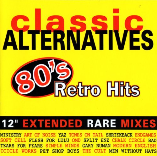 Soft Cell - Classic Alternatives 4: 80