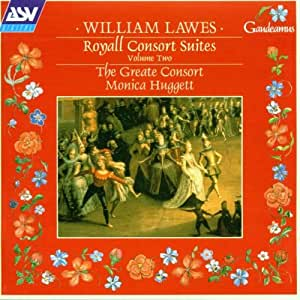 Lawes: Royall Consort Suites Vol. 2