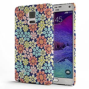 Koveru Back Cover Case for Samsung Galaxy Note 4 - No words to say