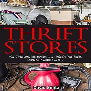 Thrift Store Audiobook