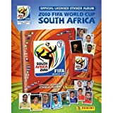FIFA WORLD CUP SOUTH AFRICA 2010 ~ PANINI STICKER ALBUM