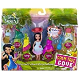 Disney Fairies Silvermist with Beach Inspired Fashion Doll and Accessories