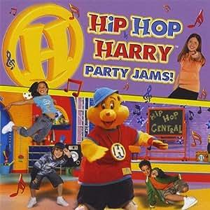 Hip Hop Harry - Party Jams - Amazon.com Music
