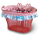 Basil Jasmin Farm Kids Front Oval Bike Basket 12-20