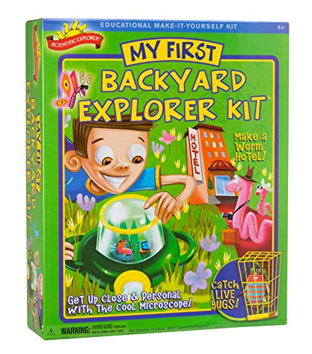 Scientific Explorer Backyard Kit