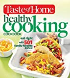 img - for Taste of Home Healthy Cooking Cookbook: eat right with 501 family-favorite dishes! book / textbook / text book
